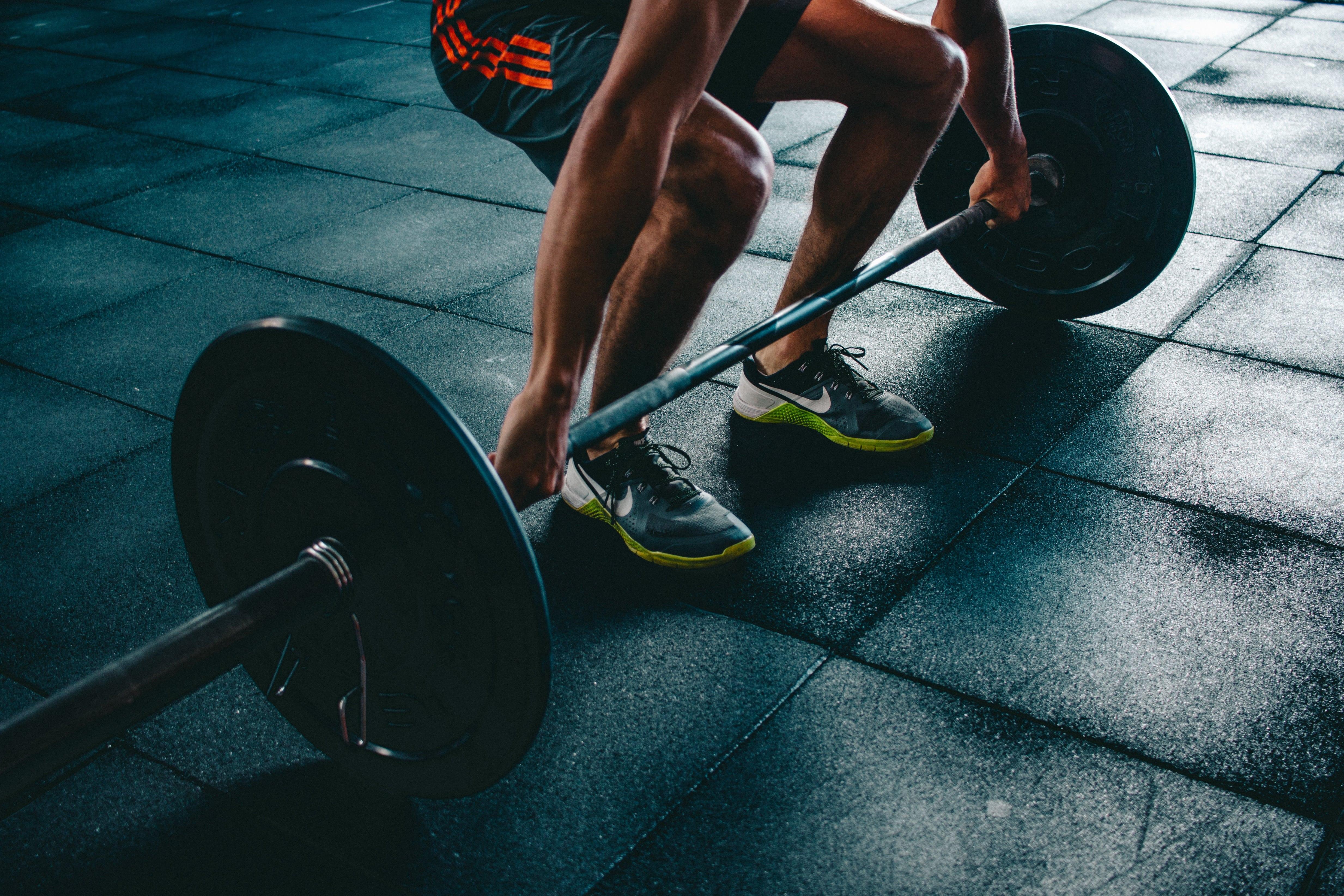 treino de força