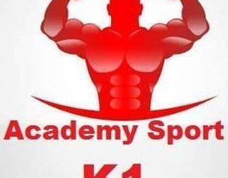 Academia K1 Esportes