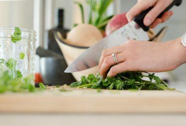 exercícios cozinhando