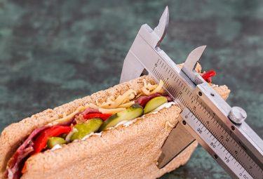 contando caloria