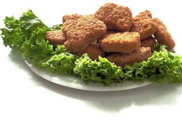 nuggets de frango caseiro