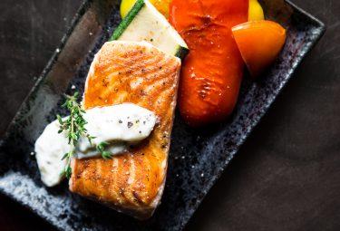 peixe ao molho francês