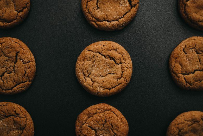 Cookie de Cacau Sem Glúten