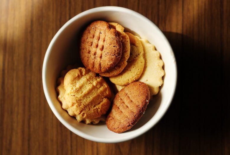 biscoito funcional caseiro
